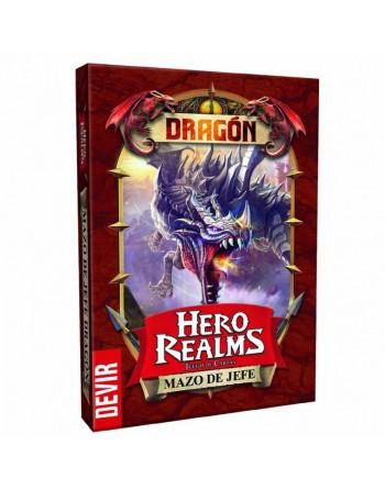 Hero Realms: Mazo de jefe...