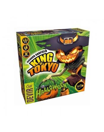 King of Tokyo Halloween...
