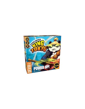 King of Tokyo Power up...