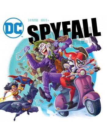 DC Spyfall El villano que...