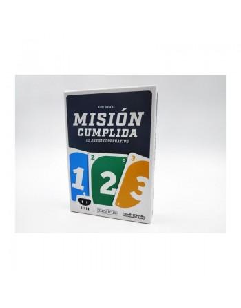Misión cumplida