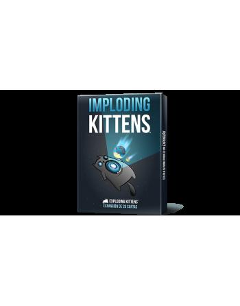 Imploding Kittens....