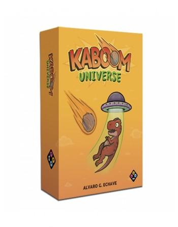 Kaboom universe + Dado...