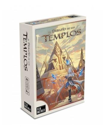 El desafío de los templos
