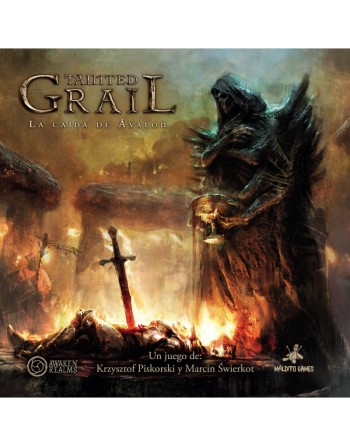 Tainted Grial - Disponible...