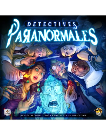 Detectives Paranormales -...
