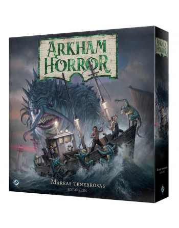 Arkham Horror: Mareas...
