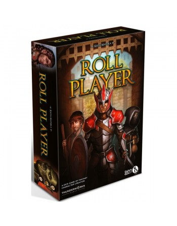 Roll player Pack: Juego +...