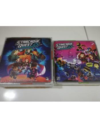 Starcadia Quest KS y Extras...