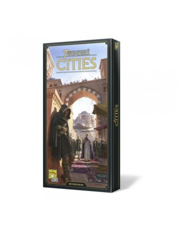 7 Wonders: Cities Nueva...