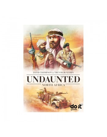 Undaunted North Africa -...