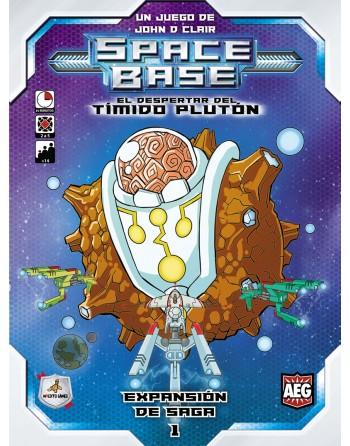 Space Base: Tímido Plutón