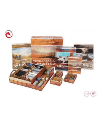 Terraforming Mars Pack