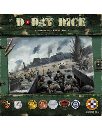 D-Day Dice - Disponible 10...