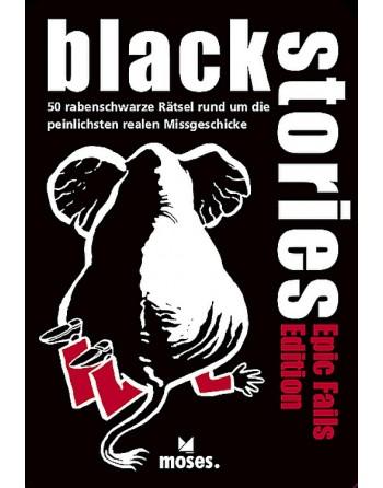 Black Stories: Pifias épicas