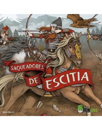 Saqueadores de Escitia -...