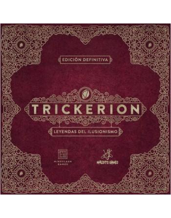 Trickerion: Legends of...