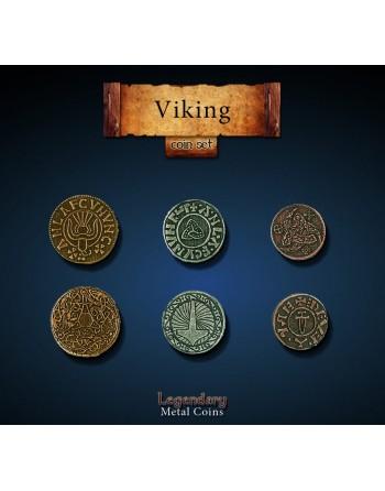 Set de monedas: Viking (24...
