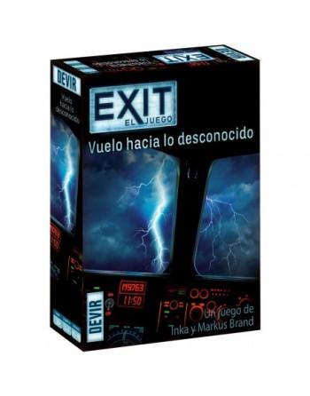 Exit: Vuelo hacia lo...