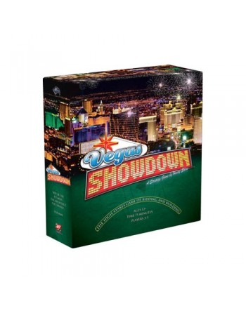 Vegas Showdown (Inglés)