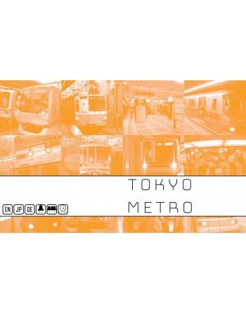 Tokyo Metro - (Inglés)