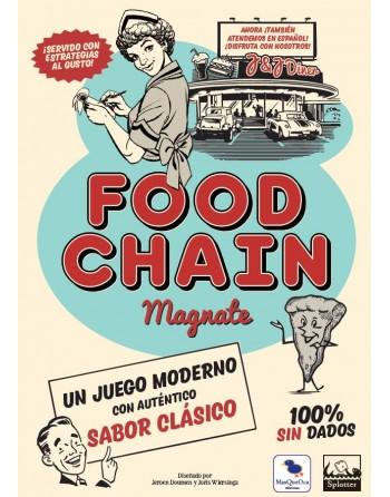 Food Chain Magnate -...
