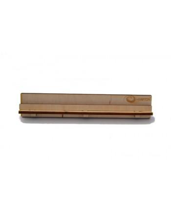 Sujeta cartas de madera