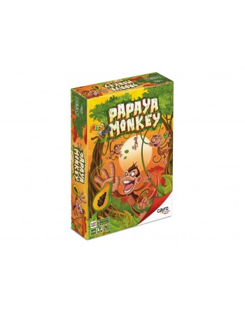 Papaya Monkey