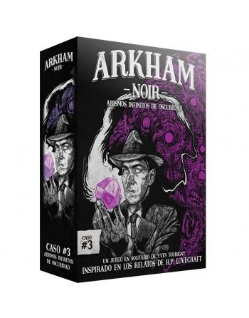Arkham Noir: Caso nº 3 –...