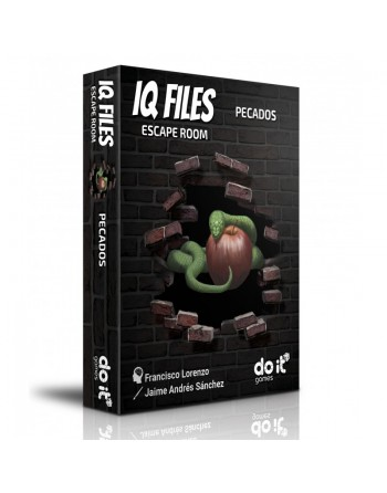 IQ Files: Aventura Pecados