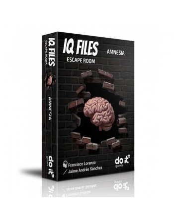 IQ Files: Aventura Amnesia