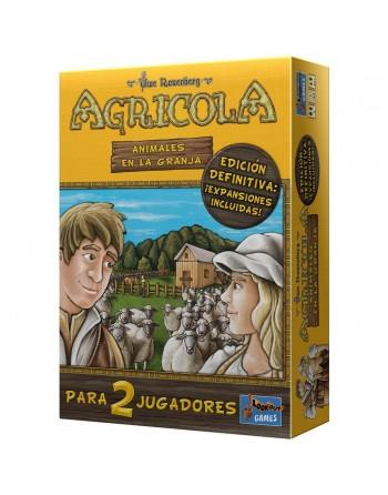 Agricola: Animales en la...