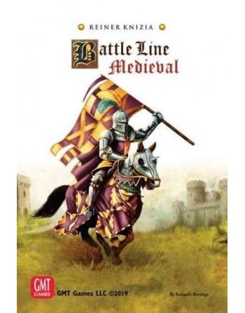 Battle Line Medieval (Inglés)