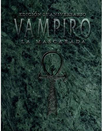 Vampiro La Mascarada 20...