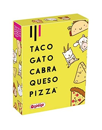 Taco, Gato, Carbra, Queso,...