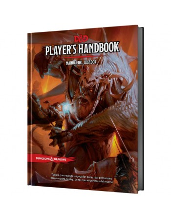 D&D Player's Handbook...