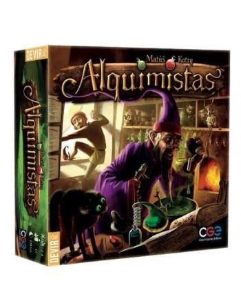 Alquimistas - Disponible 14...