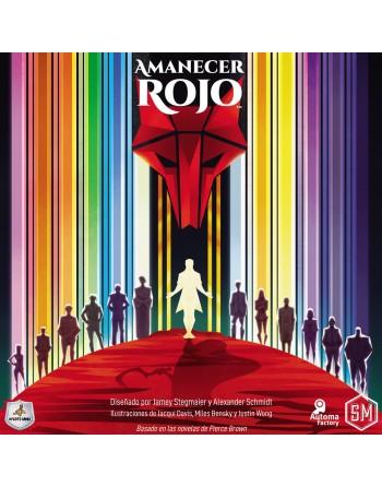 Amanecer Rojo - Disponible...