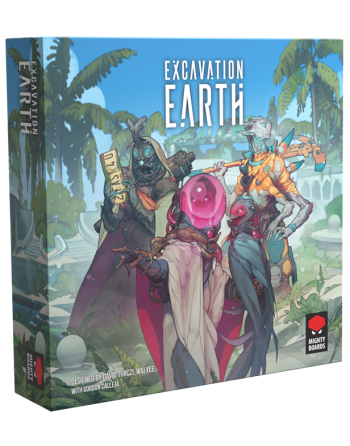 Excavation Earth -...