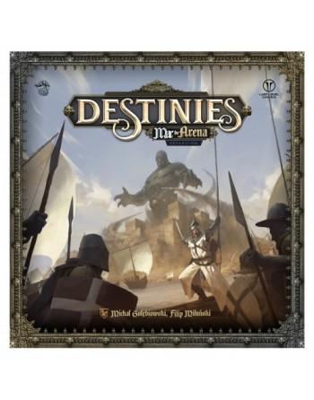 Destinies: Mar de arena -...