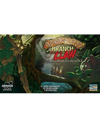 Spirit Island. Branch and...