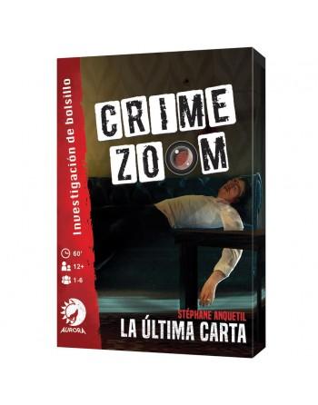 Crime zoom 1 - Disponible...