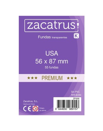 Fundas USA Premium Zacatrus...