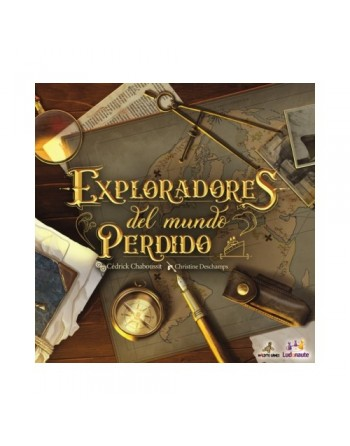 Exploradores del mundo...