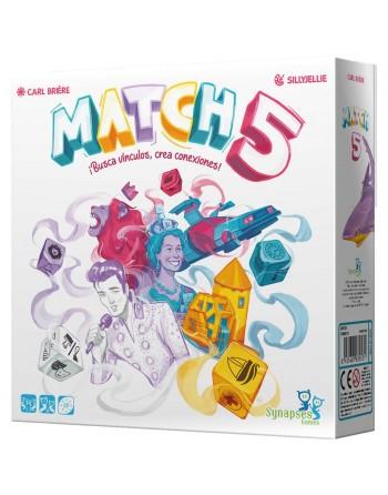 Match 5 - Disponible 2 de...