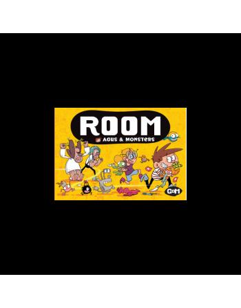 Room, Agus y los monstruos