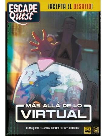 Escape Quest 2: Mas Allá de...