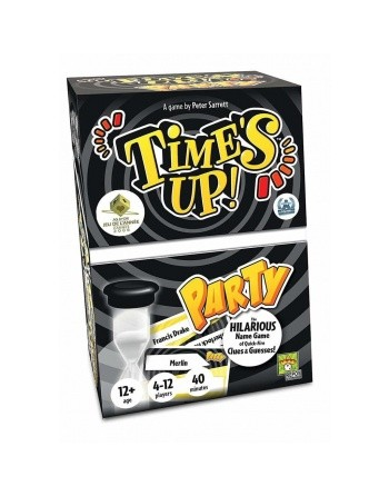 Time's up! Party Black...