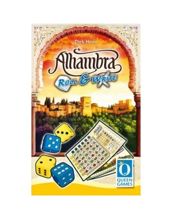 Alhambra Roll & Write (Inglés)