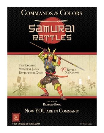 Commands & Colors: Samurai...